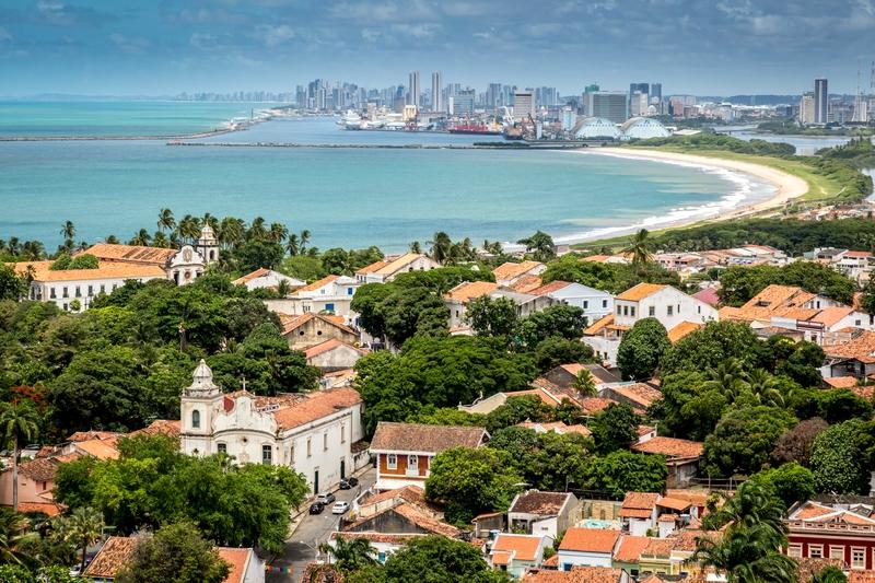 Clique na foto e encontre passagens aéreas para o Recife!