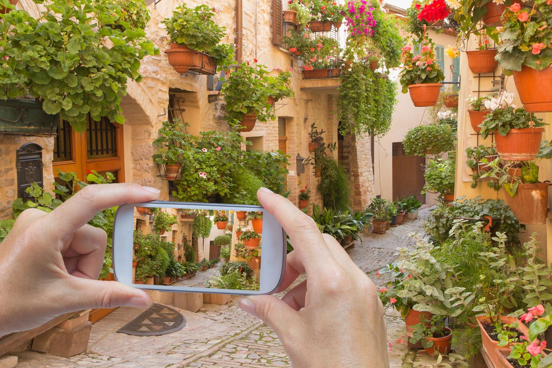 posti da visitare in Umbria: Spello