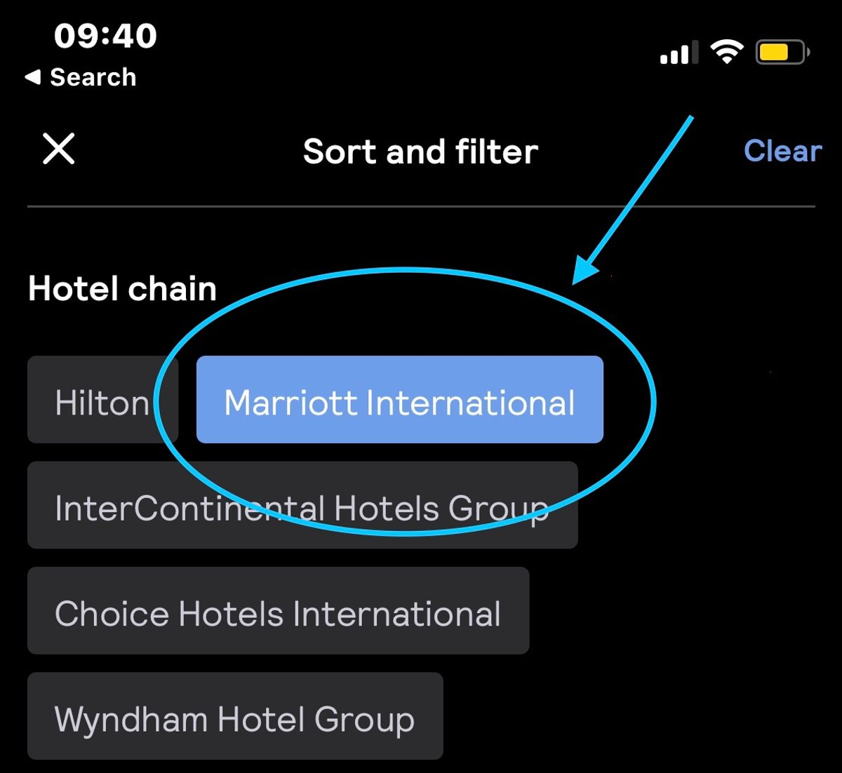 Marriott cyber monday hotel deals Filter Skyscanner