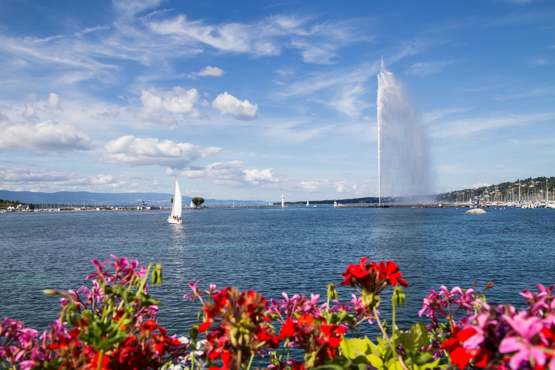 Ginebra, qué visitar en Suiza