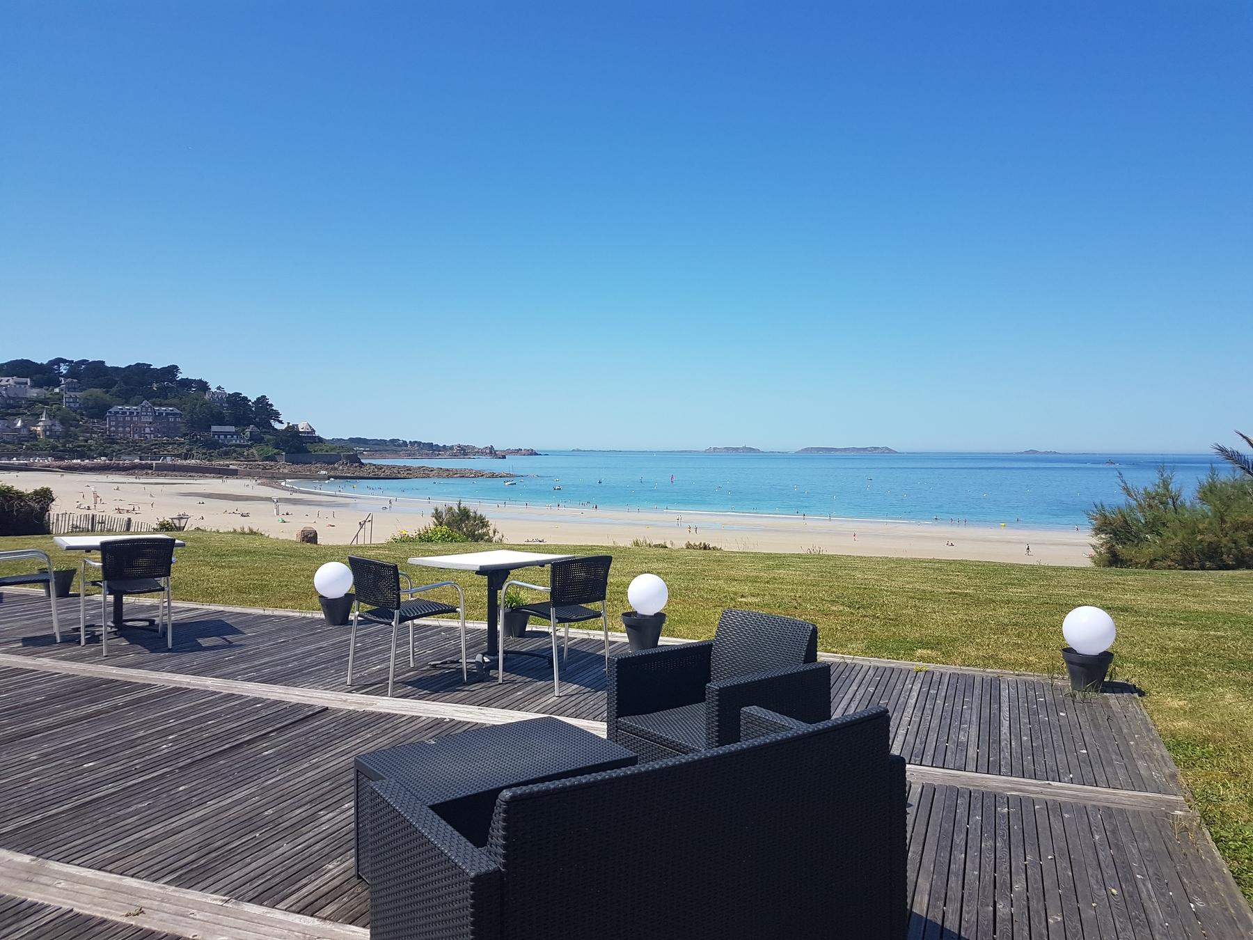 Visiter les côtes d'Armor avec un séjour à l'hôtel Ker Mor, un des meilleurs hôtels de plage en France