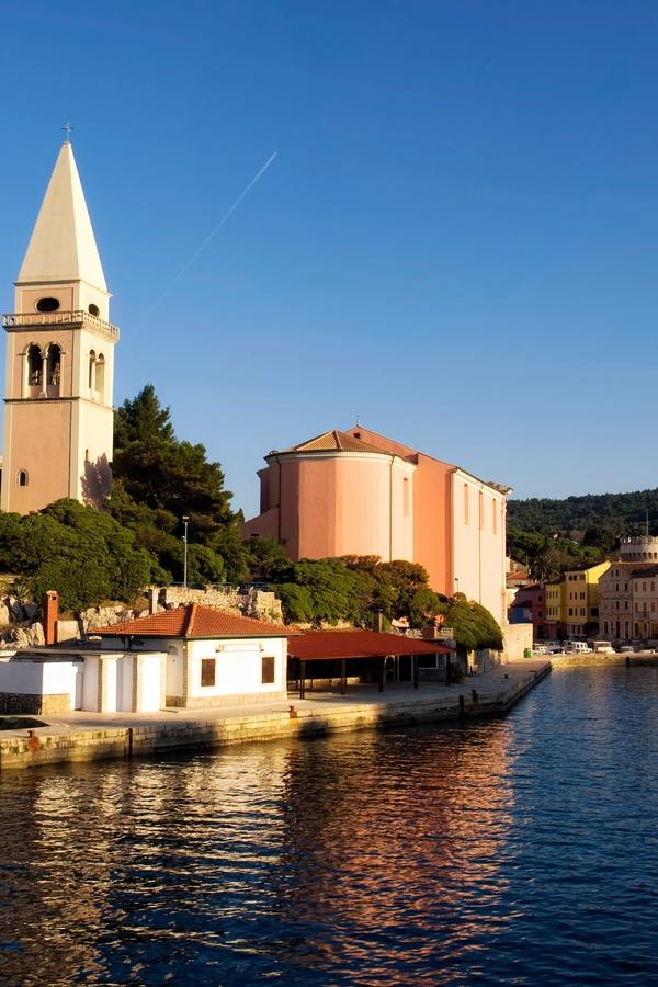 Die beliebtesten Inseln Kroatiens: Lošinj