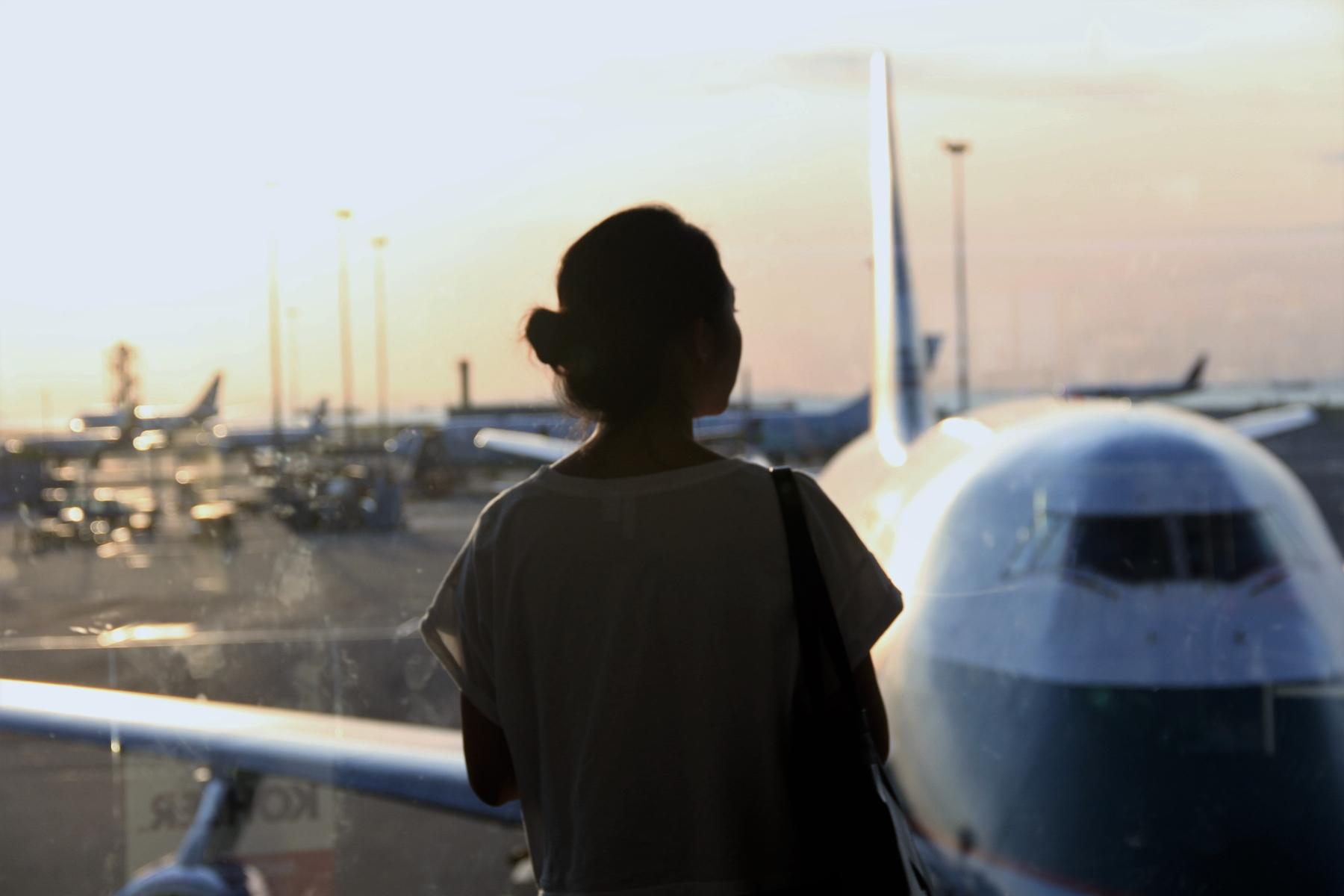 Flugangebote: Flüge mit Zwischenstopp können u.U. günstiger sein