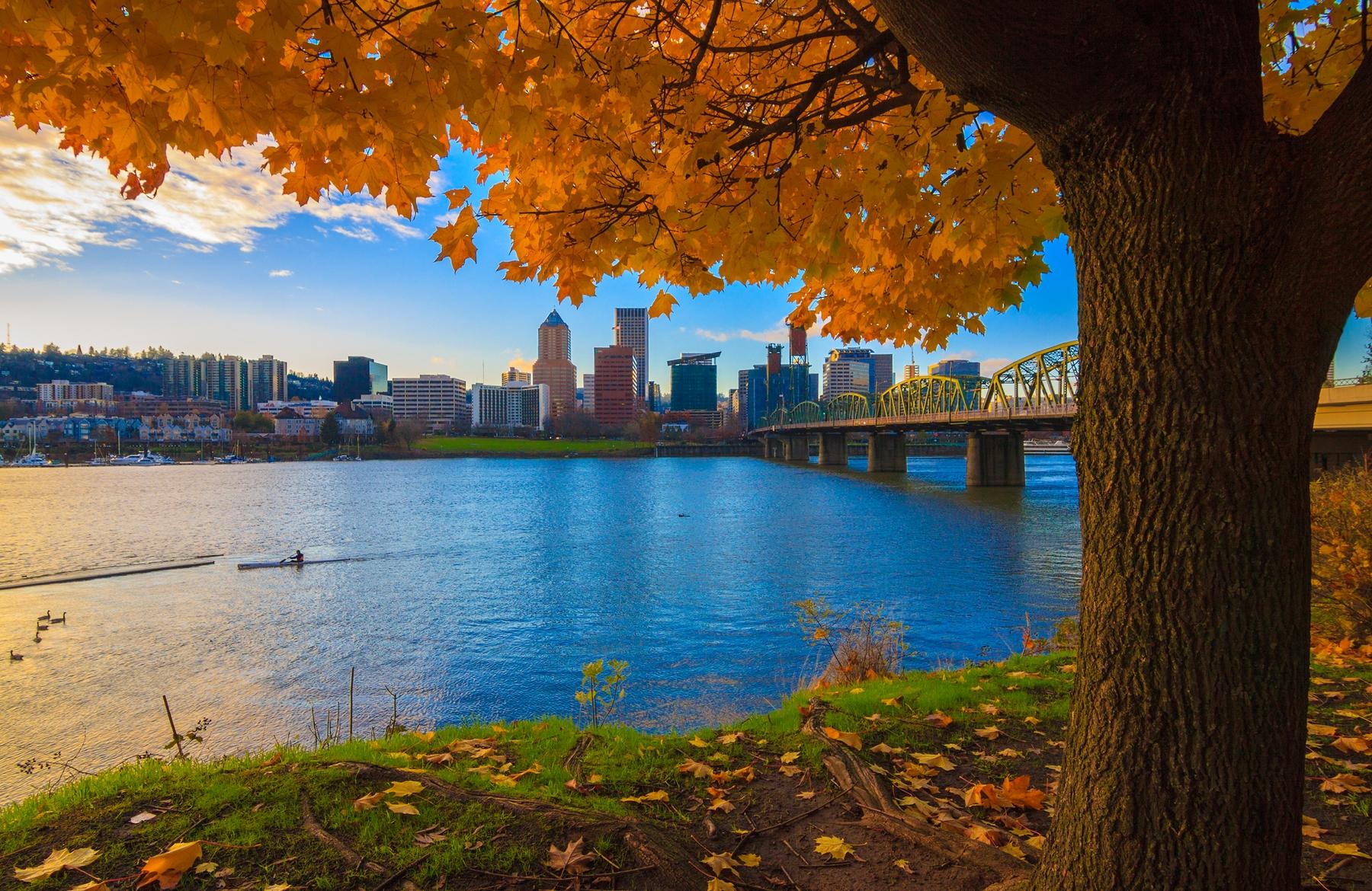 visitez Portland, USA en 2020