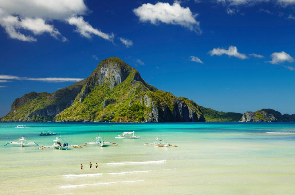 In Palawan, Philippines you'll find some of the world's top beaches