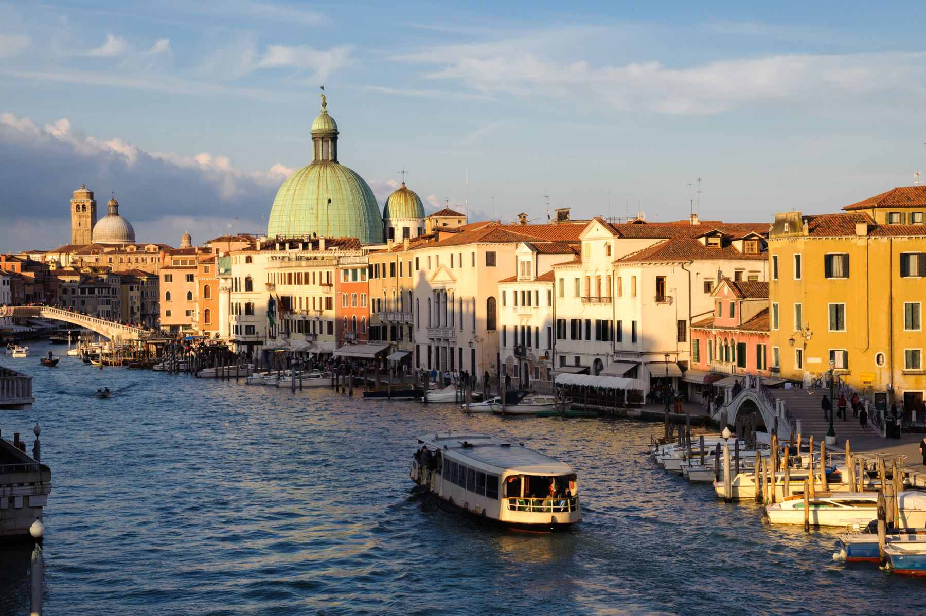 Venice is one of the destinations you can virtually travel to by means of travel shows on Netflix and other platforms