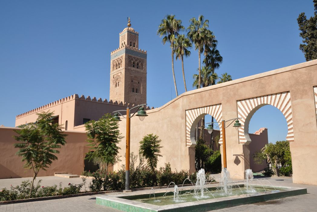 Marrakesh is one of the most cultural November holiday destinations