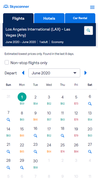 Find The Cheapest Flights In July 2019 To Book Now Skyscanner