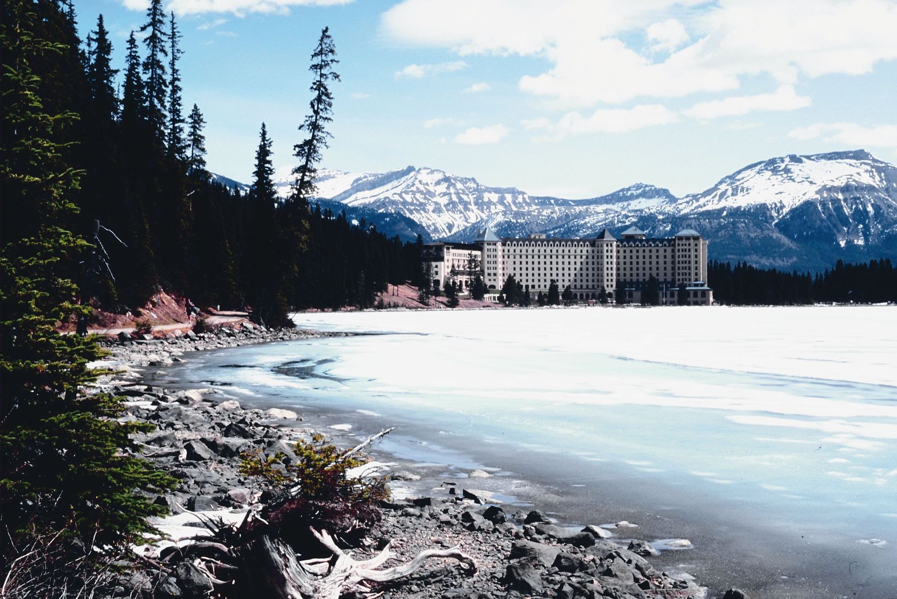 Jasper and Banff both have great accommodation choices, but Banff tends to be pricer.