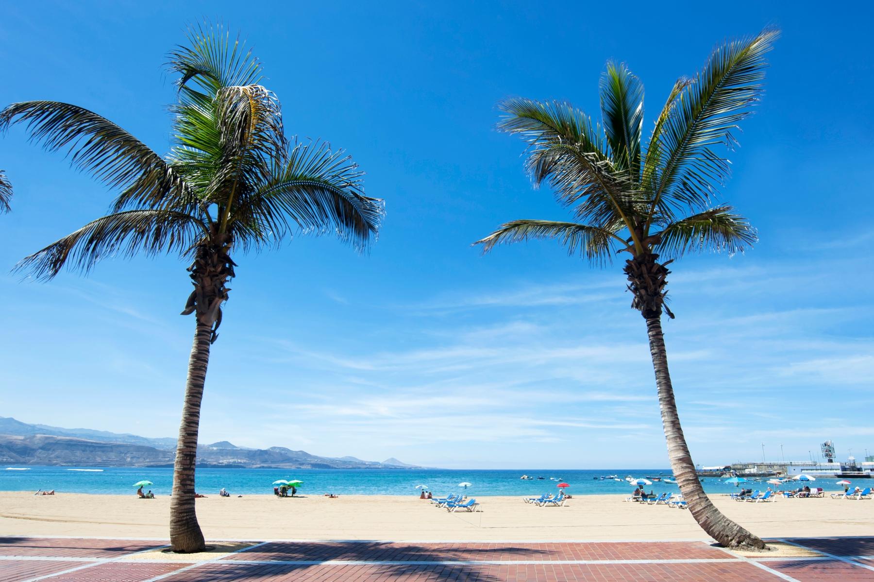 Spiagge gran Canaria: Playa del Inglés