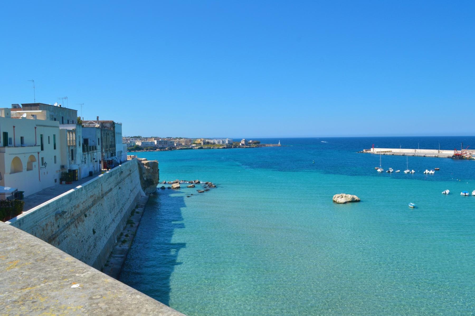 Città sul mare in Italia - Otranto