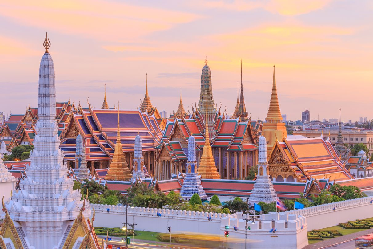 Flight deals to exotic destinations: Bangkok