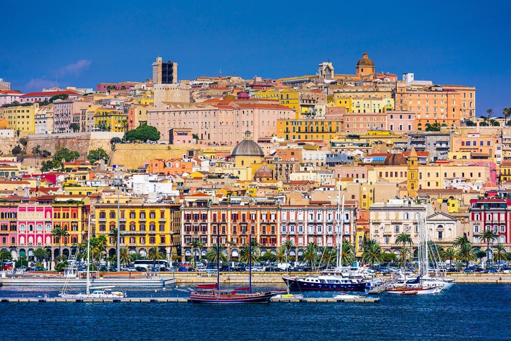 vacanze estive: Cagliari