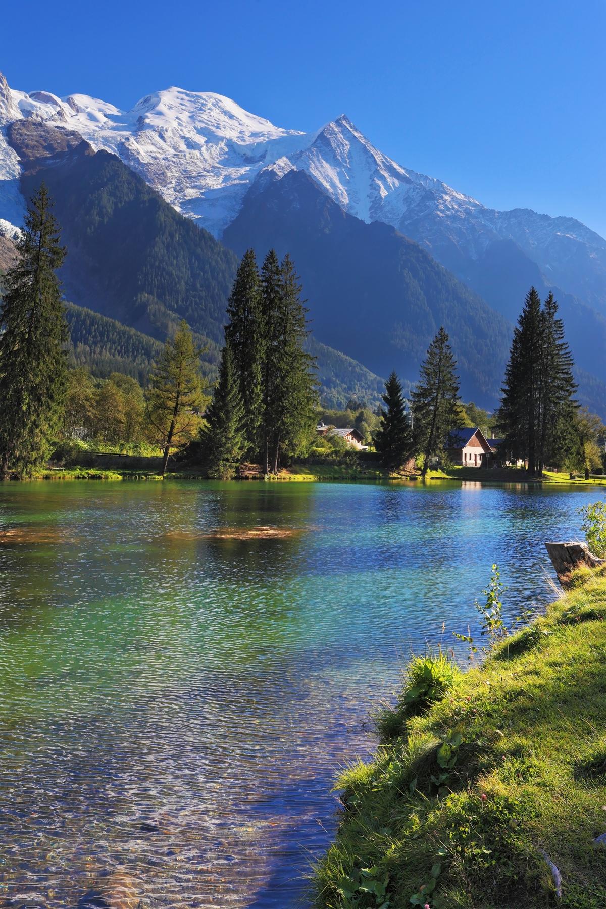 Die schönsten Orte in den Französischen Alpen: Chamonix, Haute-Savoie