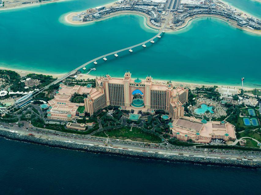 Hotellit Dubai: Atlantis