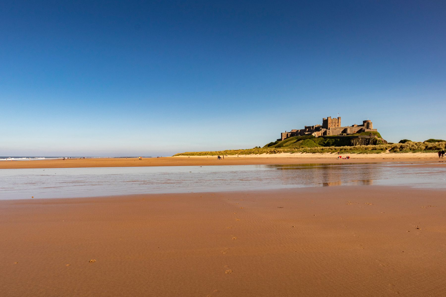 Bamburgh, a UK hidden gem for medieval history