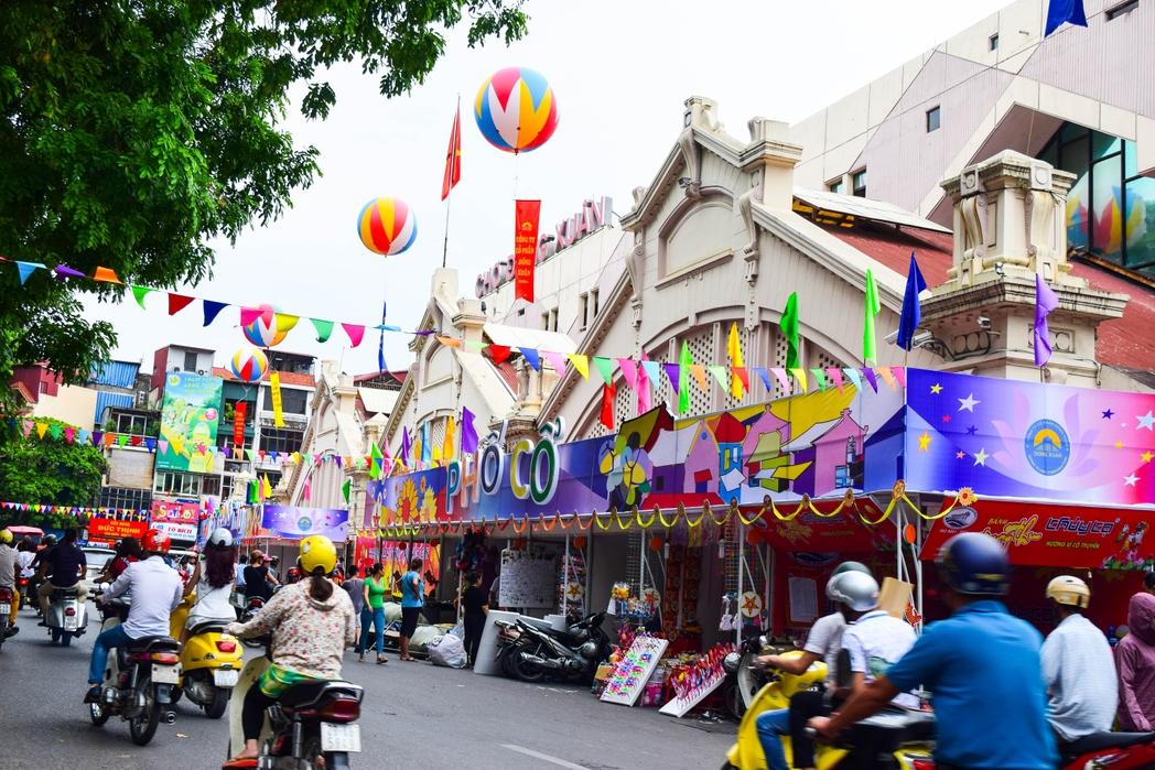 Flight deals to exotic destinations: Hanoi
