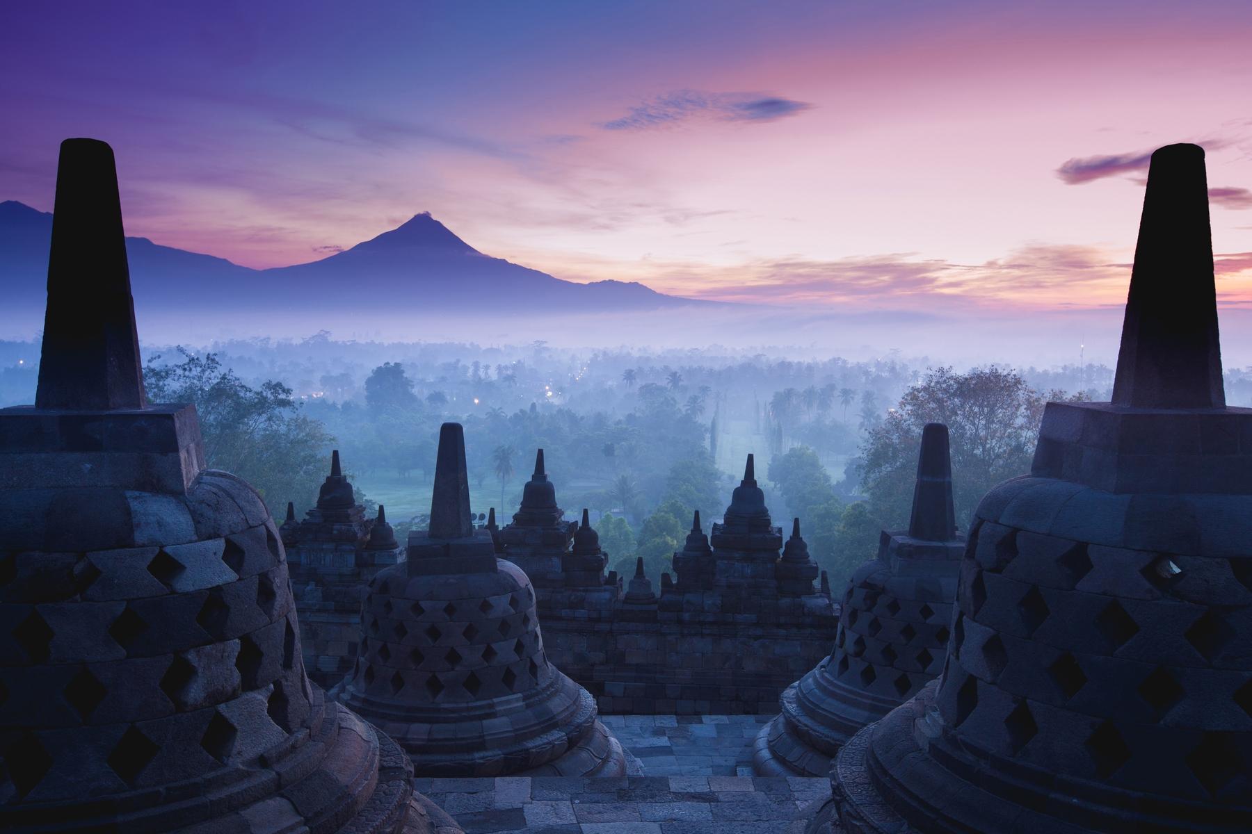 Los 20 lugares más fascinantes del mundo: Indonesia