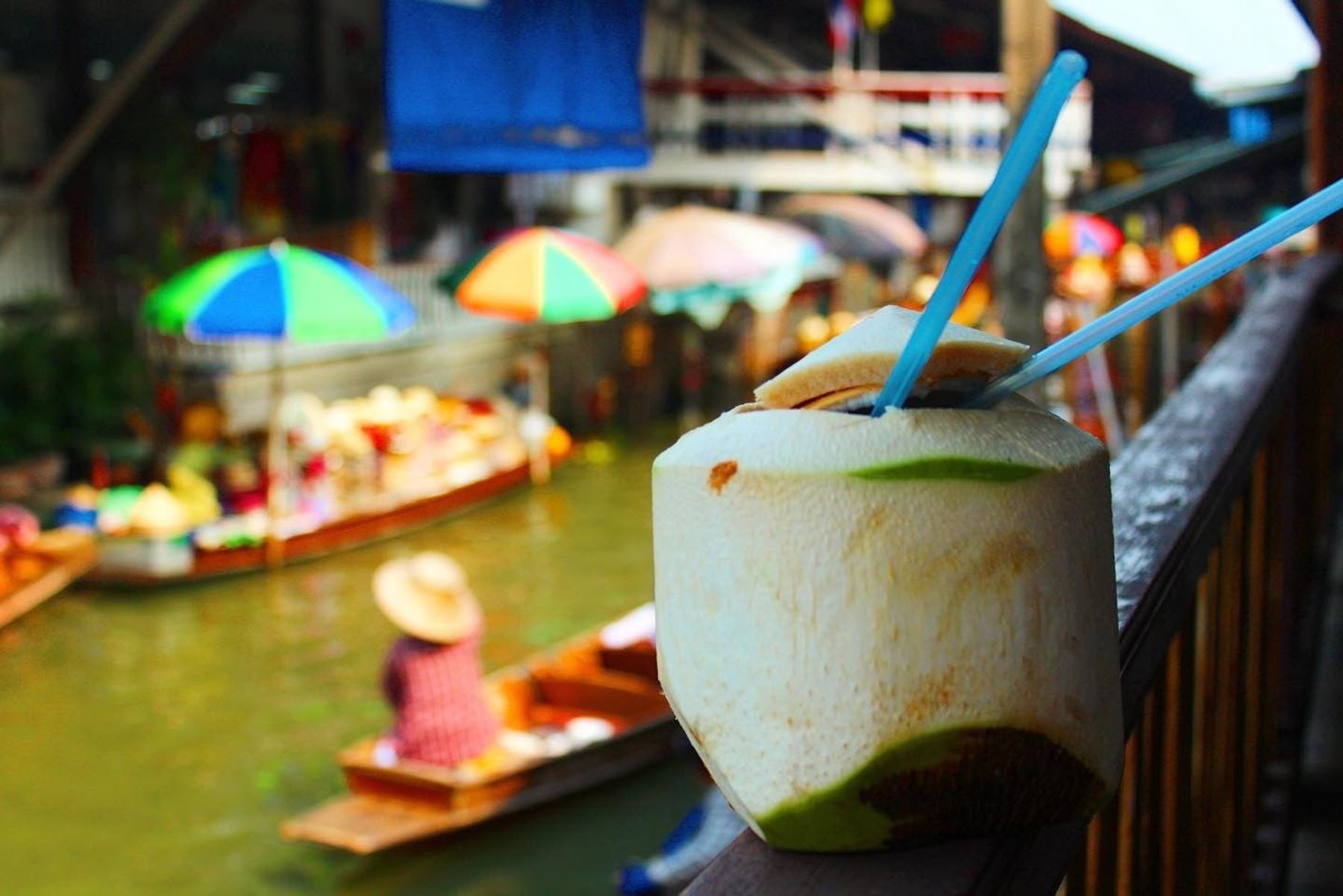 曼谷水上集市