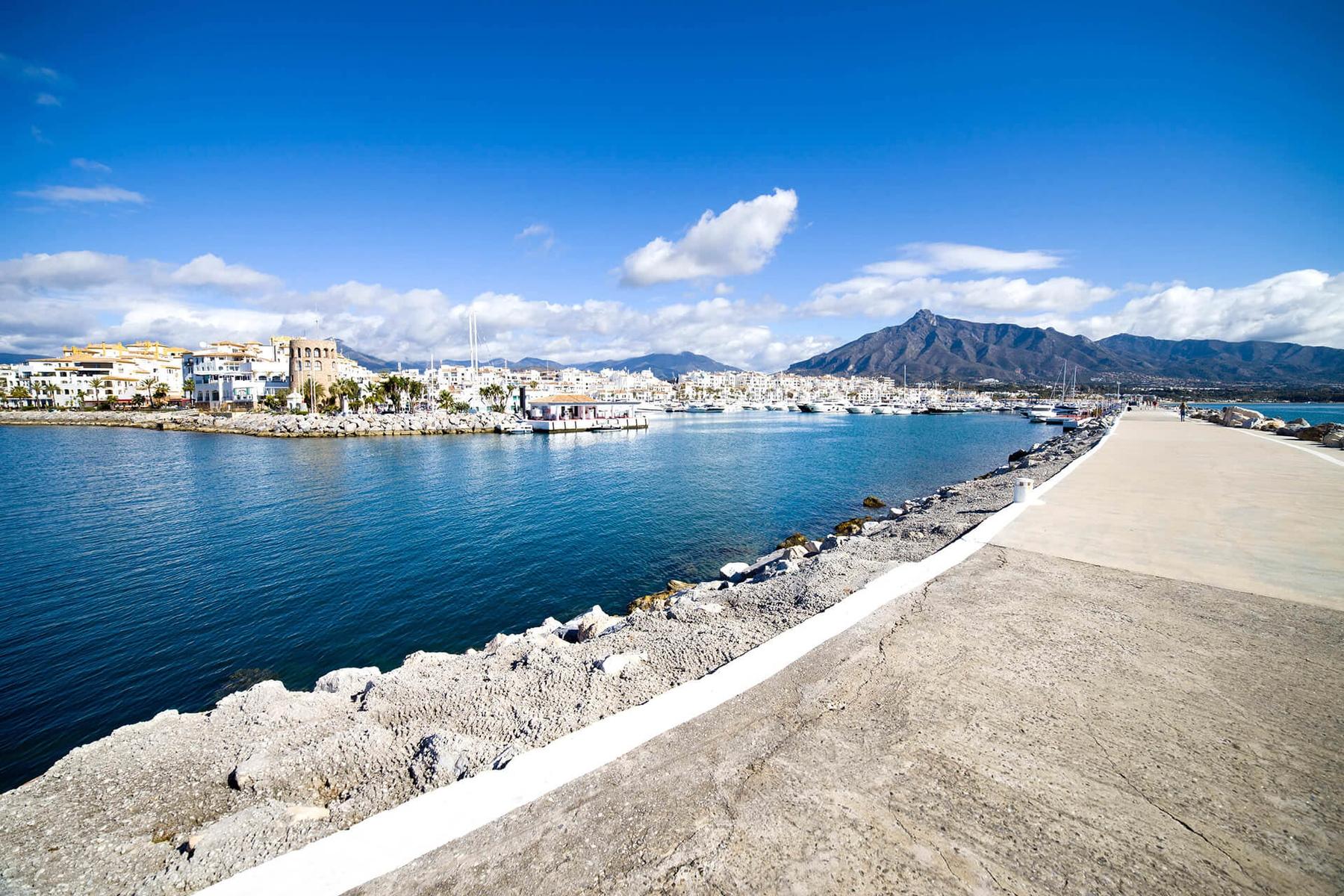 Road trip Espanja: Marbella