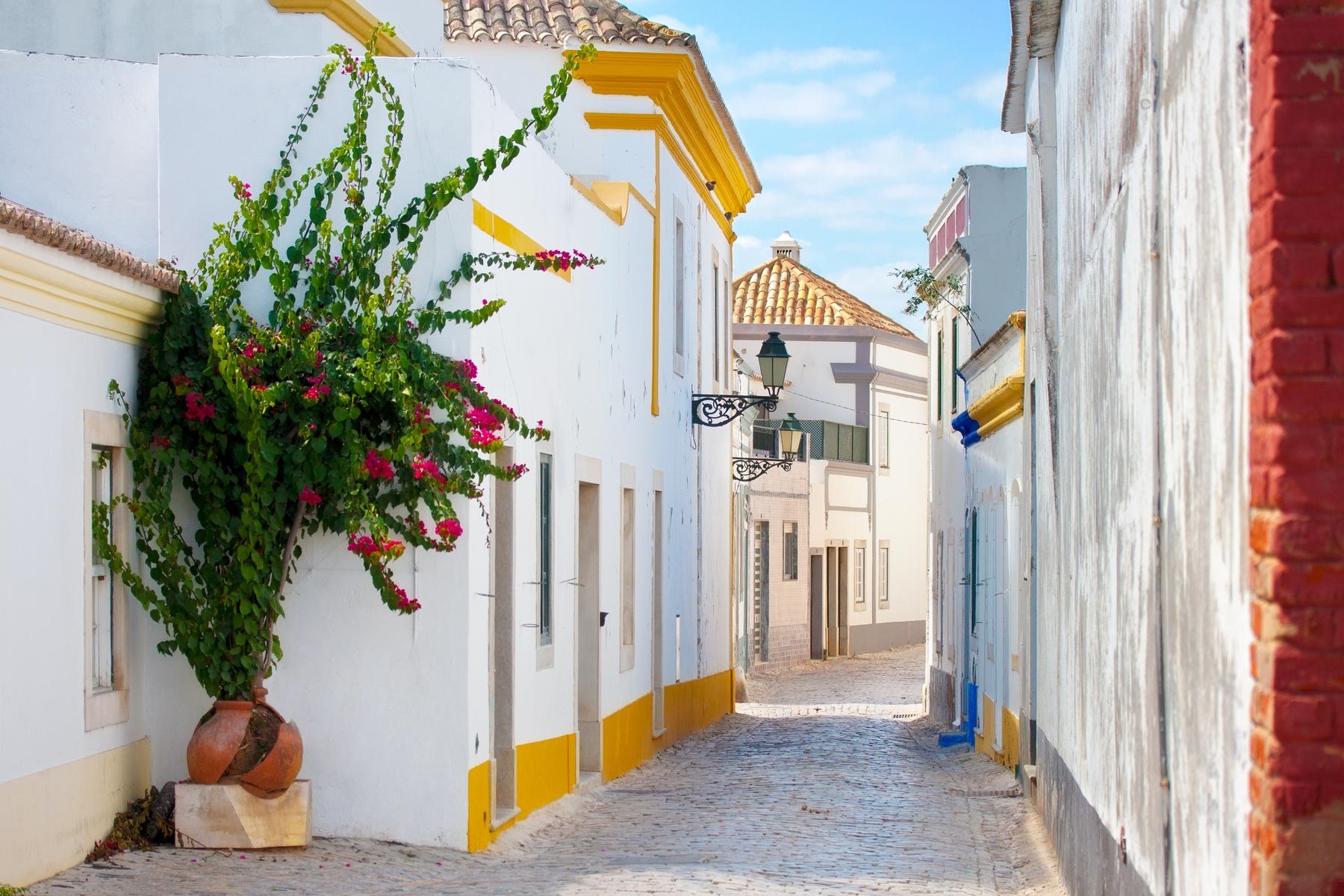 Europa samochodem: Algarve