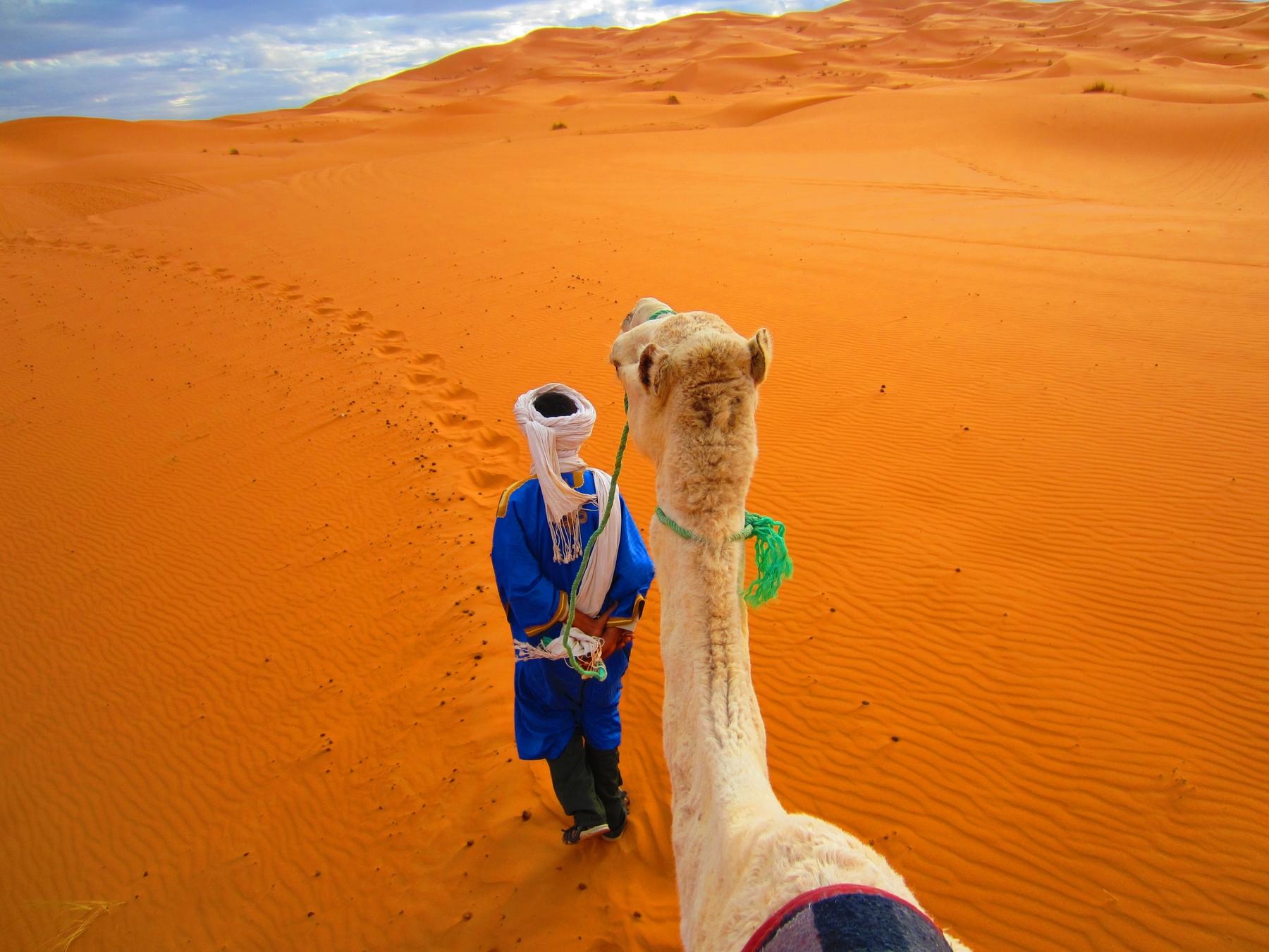 Марокко с его пустыней, верблюдами, серфингом на океане и потрясающей кухней — одно из самых дешевых направлений для отдыха в 2021 году