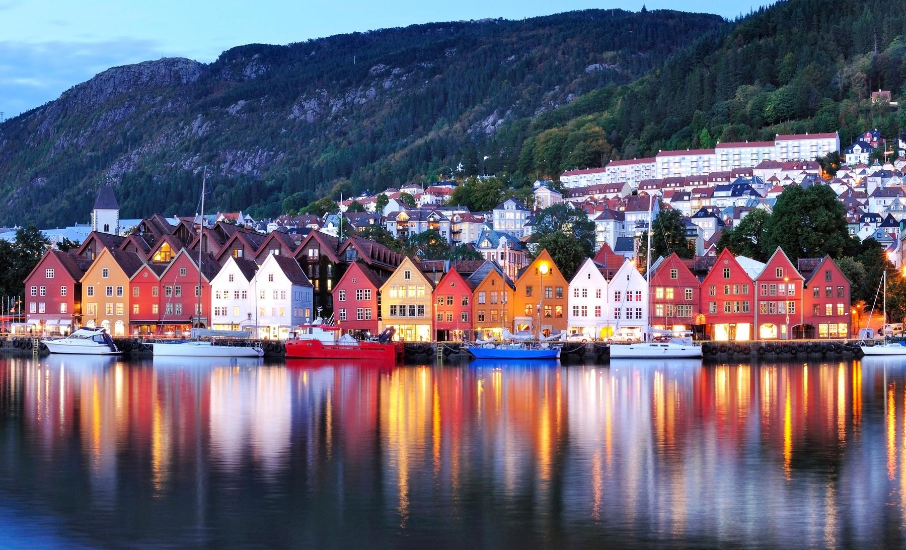 Vist Bergen