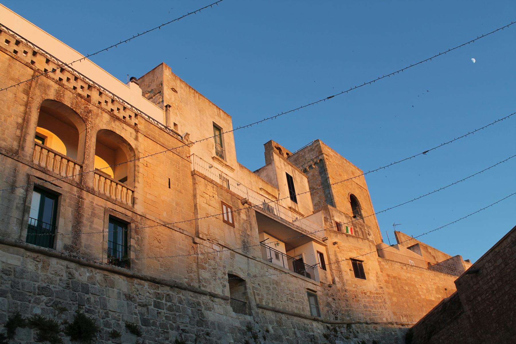 Centro histórico de Otranto