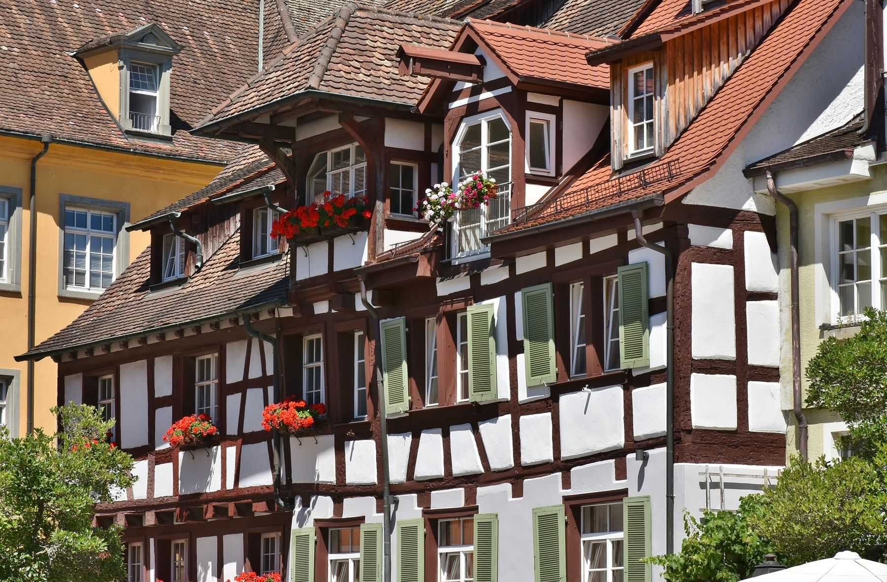 Vakwerkhuizen Duitsland