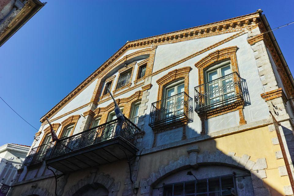 Παραδοσιακό σπίτι στην Ξάνθη - οι καλύτεροι προορισμοί για τον χειμώνα 2019-2020 στην Ελλάδα