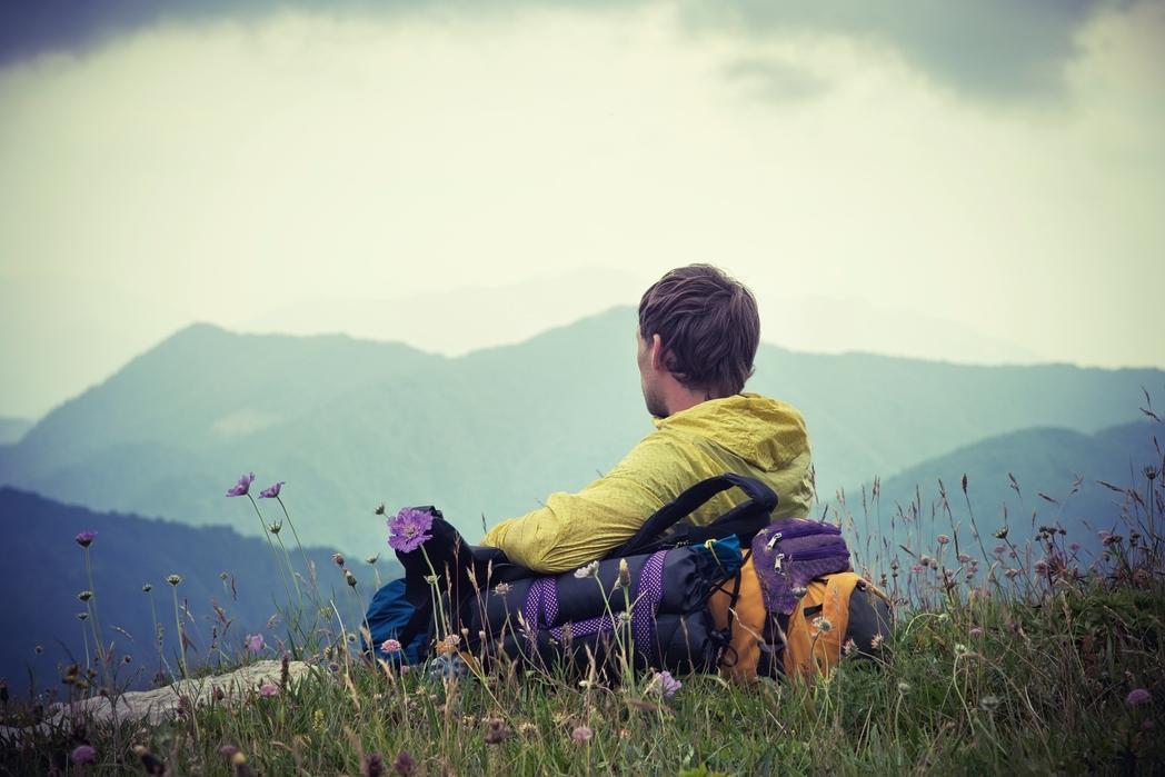 Κατασκήνωση στα βουνά