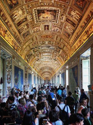 Visita la Capilla Sixtina y los Museos Vaticanos