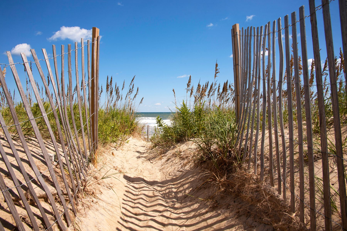 Schöne Strände in den USA: Outer Banks – Outer Banks, North Carolina