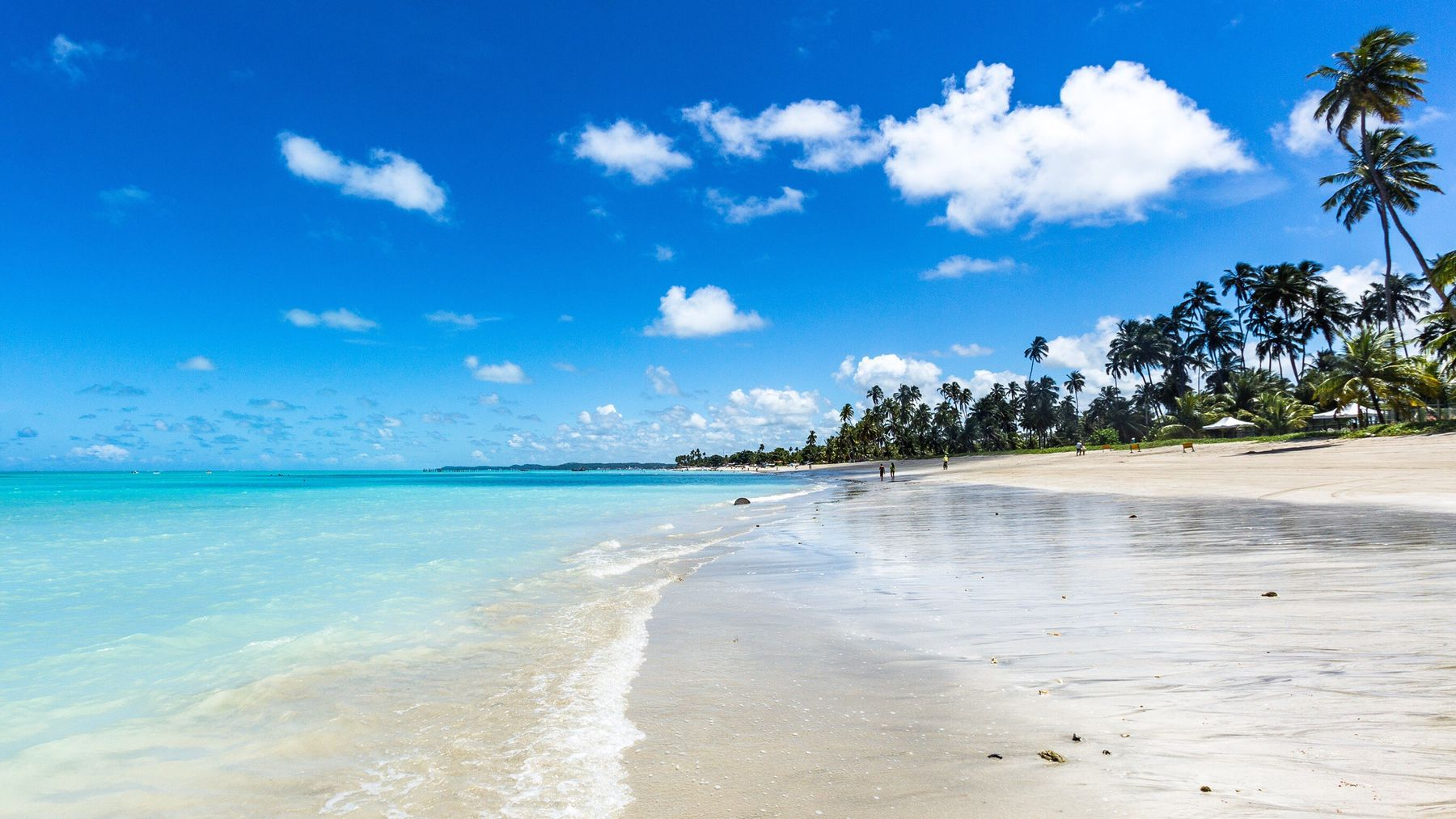 Maceio, in the East coast of Brazil, is ideal for all-inclusive holidays 2021