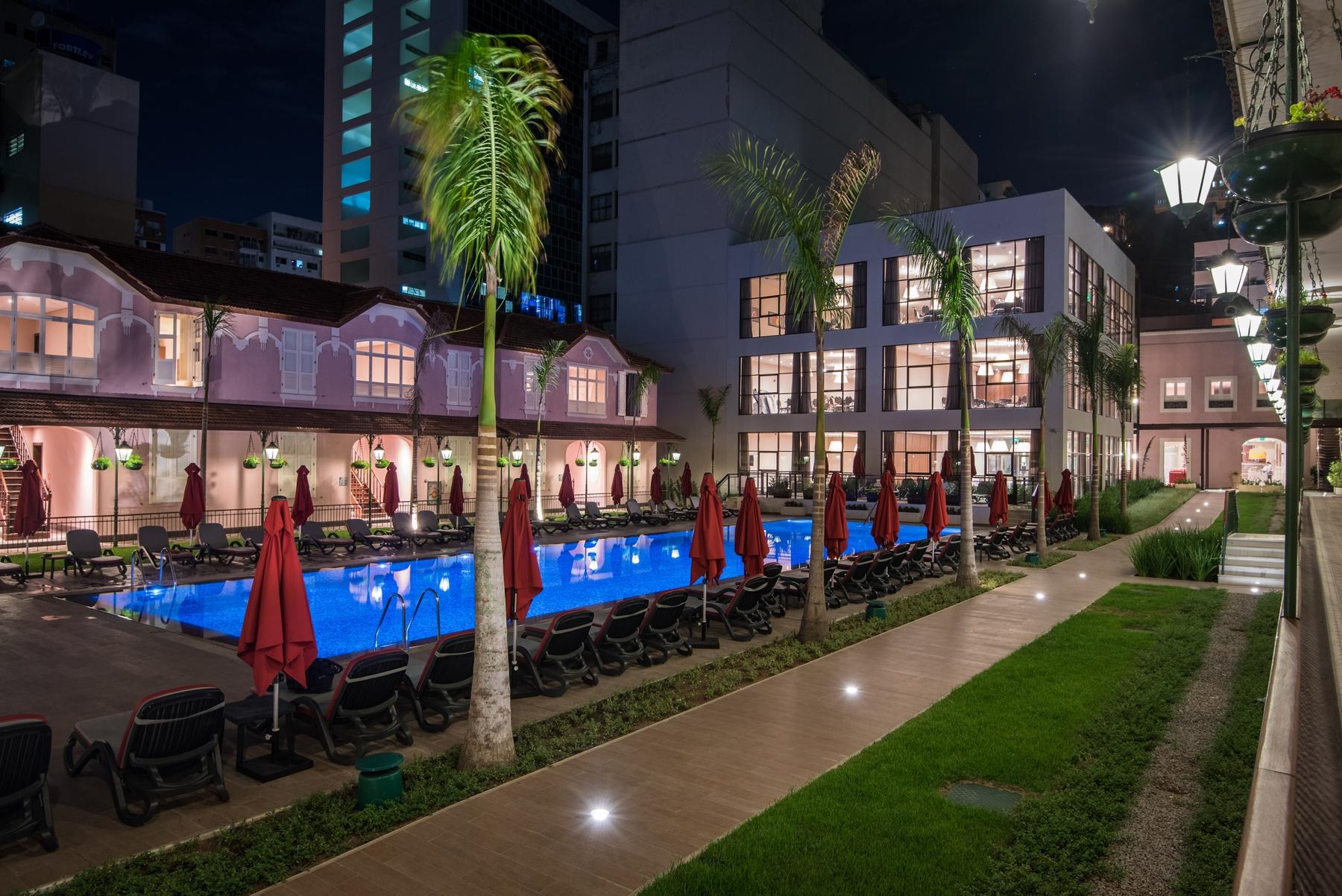 Vila Galé Rio de Janeiro - Melhores hotéis para viagem de negócios
