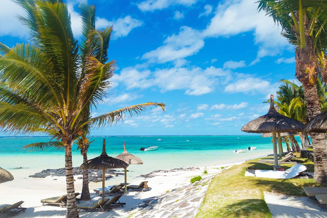 Sunny November holiday destinations don't get much more blissful than Mauritius