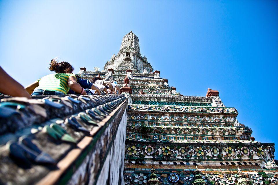 Wat Arun, Bangkok - בנגקוק