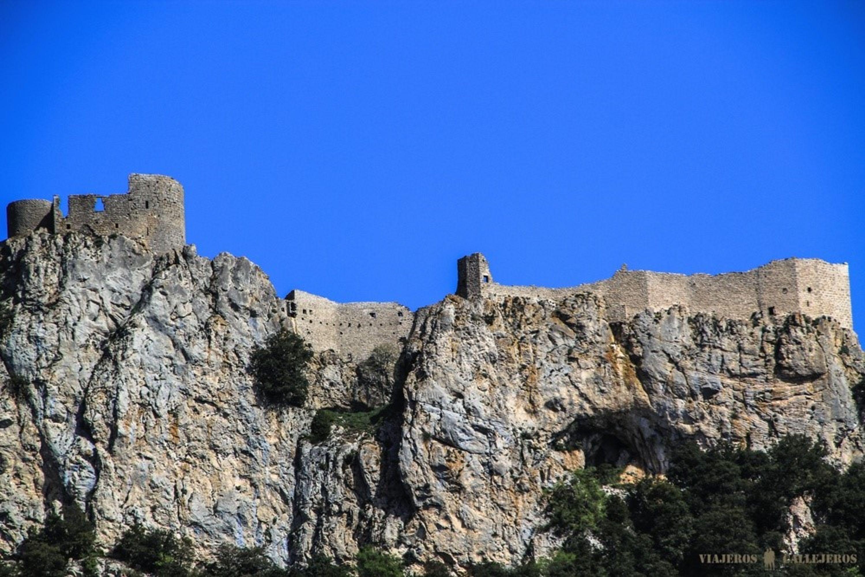 castillos cátaros - foto de Viajeros callejeros