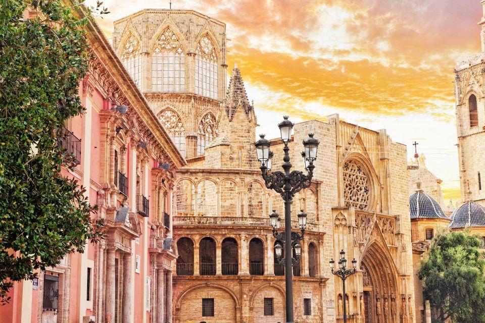 Eurowings Black Friday Angebote: Valencia, Spanien