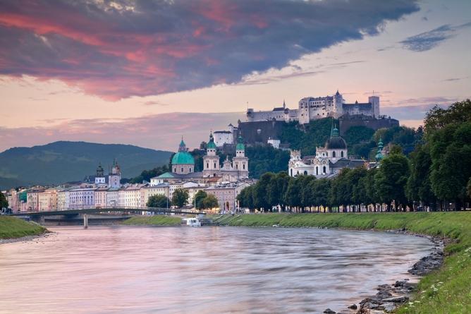 Куда поехать в Австрии в несезон