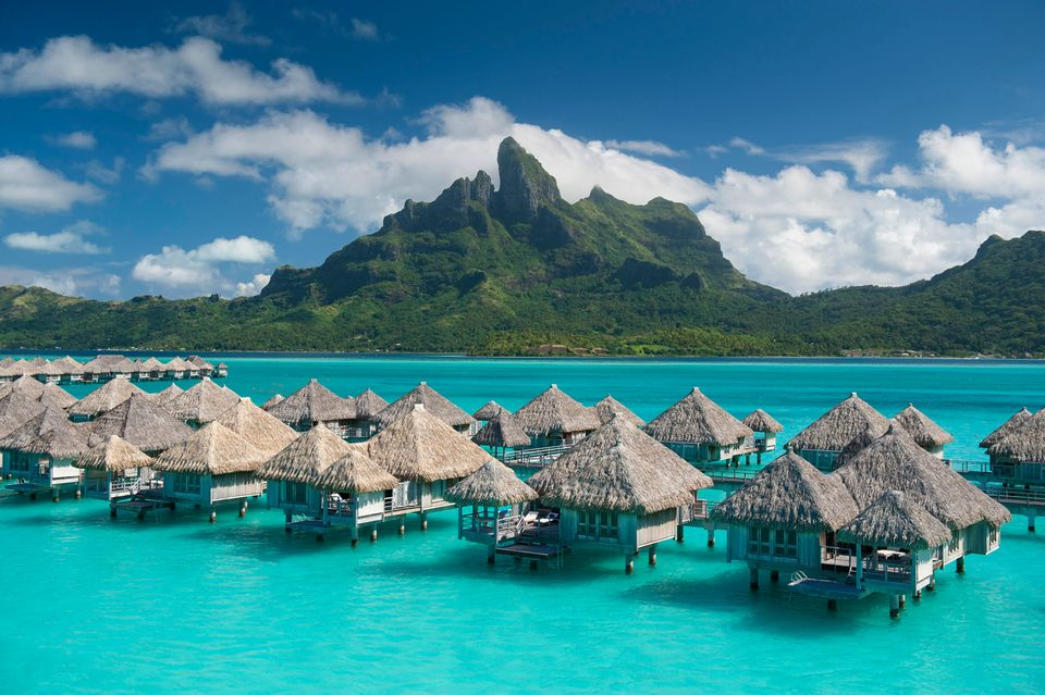 Book an exotic holiday in Bora Bora