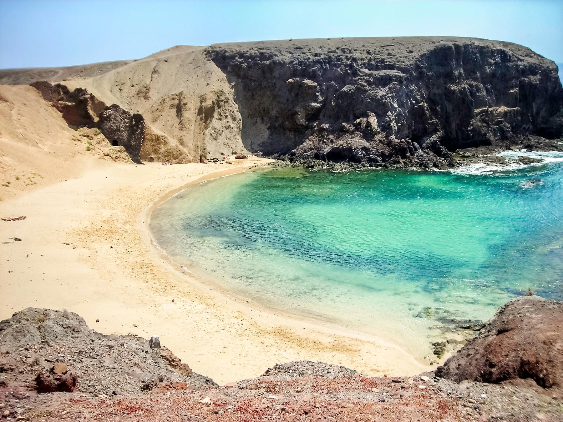 Spiagge di Tenerife: Playa de la Tejita Tenerife