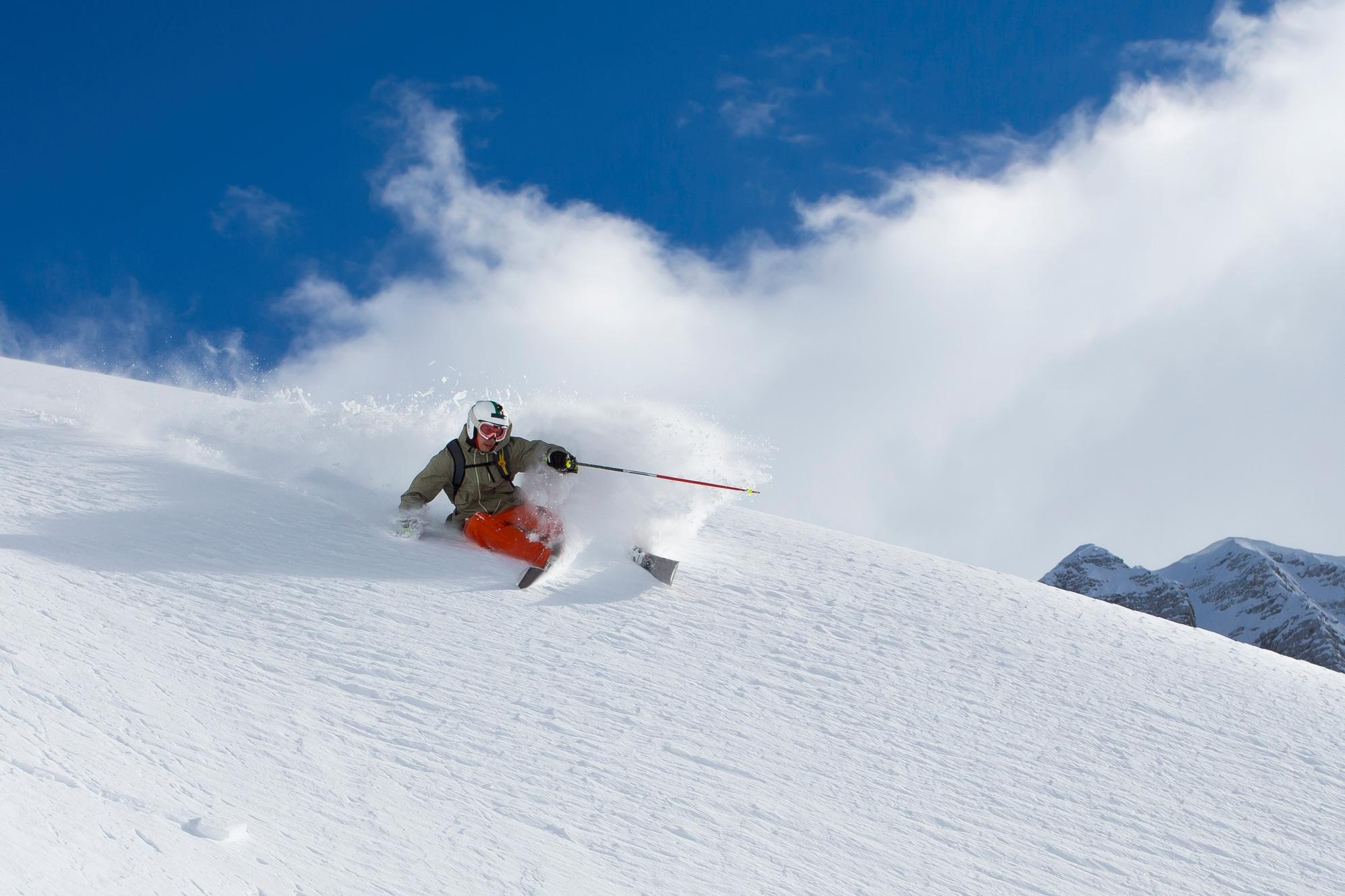 Skiegebiete mit Schneegarantie: Presena, Italien