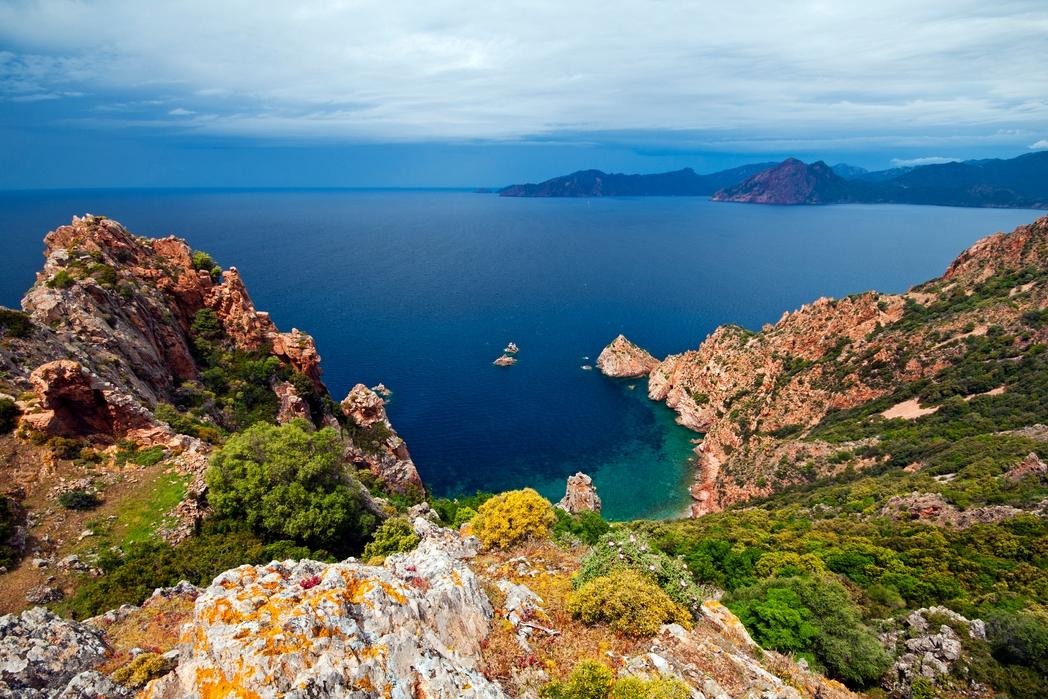 Kaunis Korsika