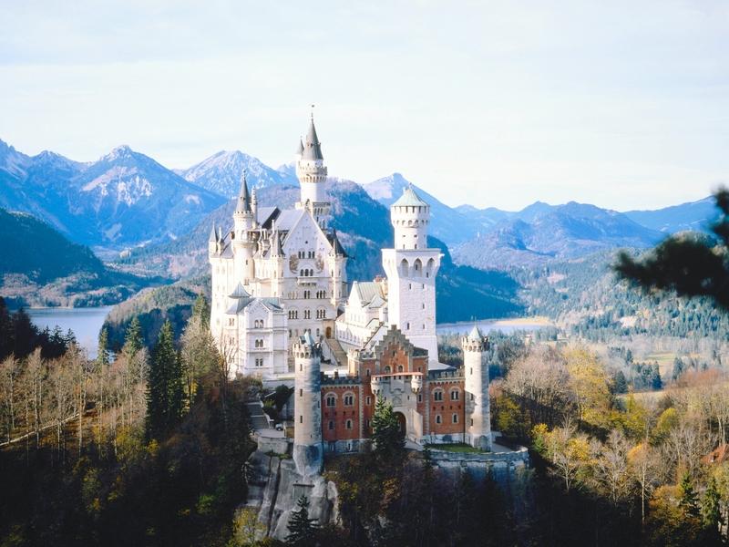 amazing castle