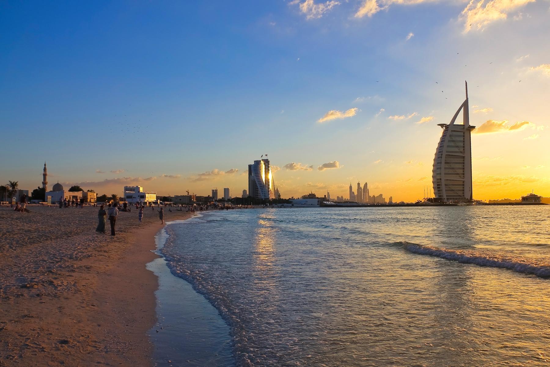 Reiseziele 2021: Dubai