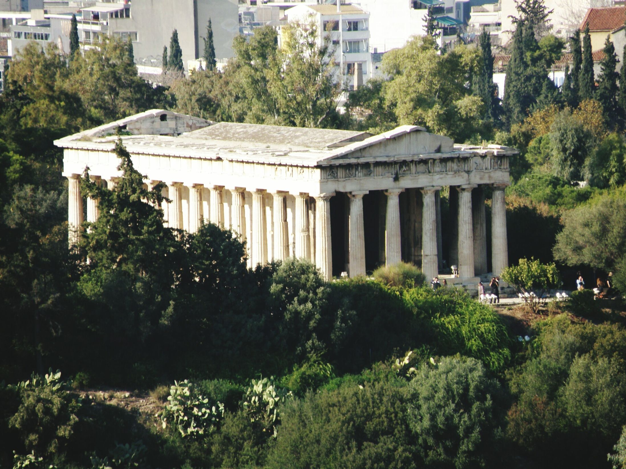 Ancient Agora of Athens - secret spots and insider tips