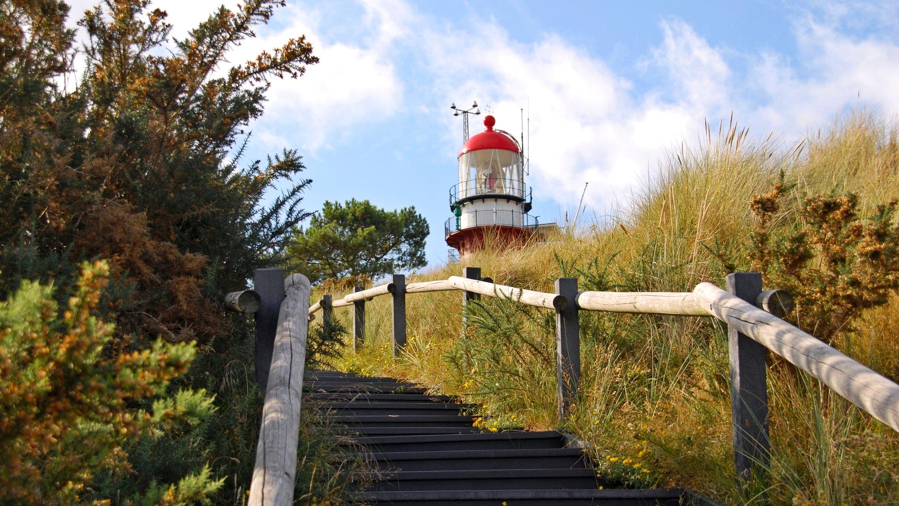 Vakantie in Nederland: Vlieland