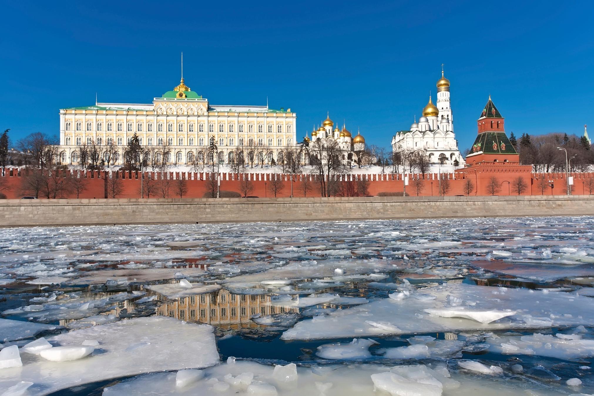 Mosca, cosa vedere in inverno