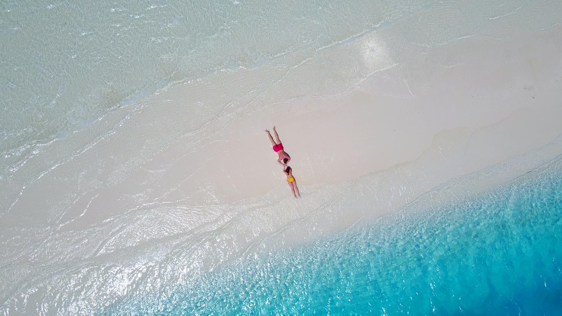 Где отдохнуть на море зимой: конечно, на райских Мальдивах!